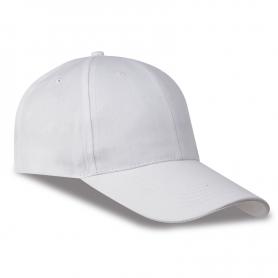 Berretto/Cappello modello baseball bianco